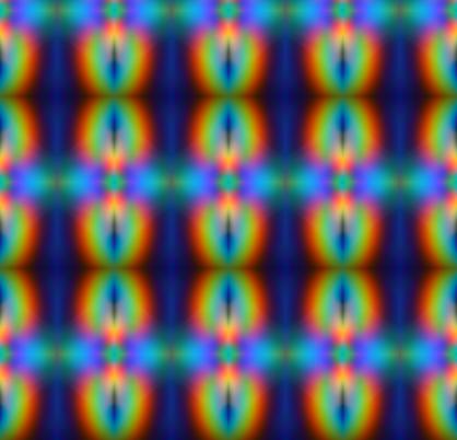 Figure 8 fabric by kooky_k on Spoonflower - custom fabric