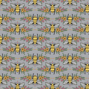 Bumble Bee Gray