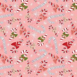 Candy Cane Scatter