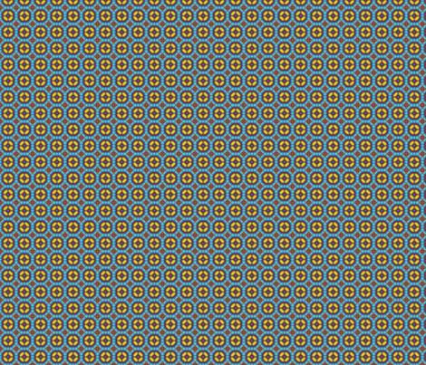 Biruta 31 fabric by fibregirl on Spoonflower - custom fabric