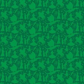 Fairy Tales-Green
