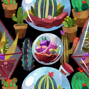 Cactus Passion(Large)