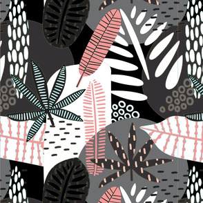 Tropical Mono Large Scale