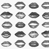 bitmap lips