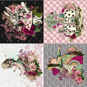 Wonderland Patchwork(rotated)