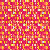 Geometric Pink-ch