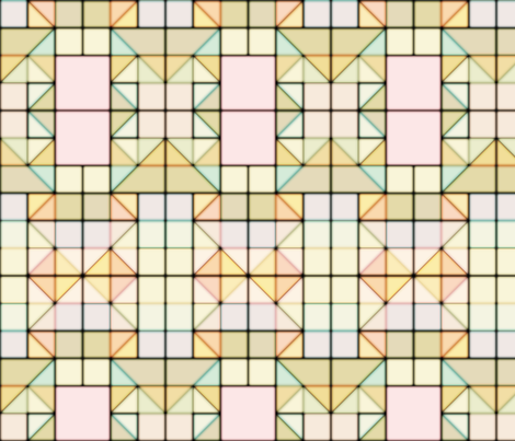 Carrelage 1120f fabric by doremiarts on Spoonflower - custom fabric