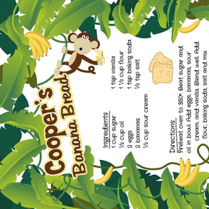 Cooper's Banana Bread Recipe