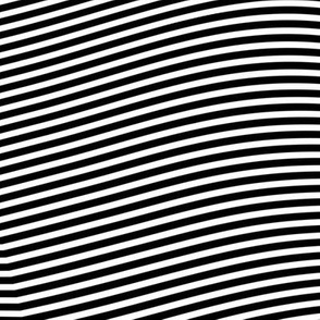 op-wave-stripes black white