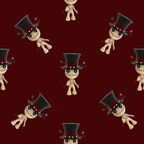 Spinning Voodoo Doll