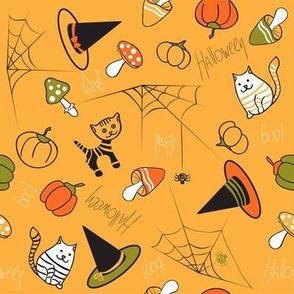 halloween_pattern_yellow