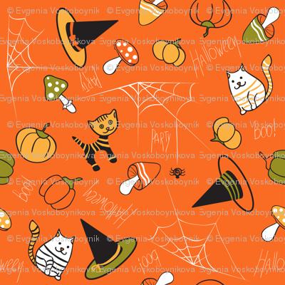 halloween_pattern_orange