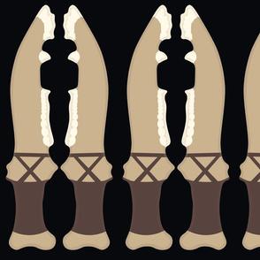 first blade plushie pattern