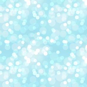 Pastel Aqua Bokehs