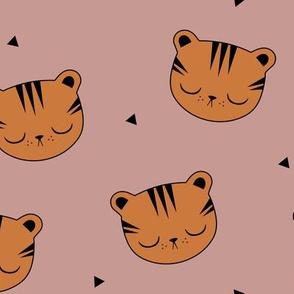 Tiger - Dusty Lilac