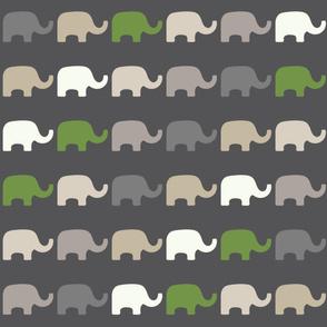 Dark New Elephant-6