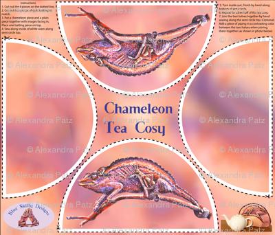 Chameleon Tea Cosy