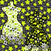 Mannequins Pattern. 10