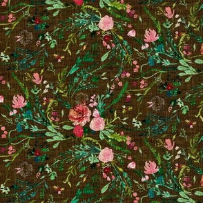 Fable Spring Flora (SML) (olive)