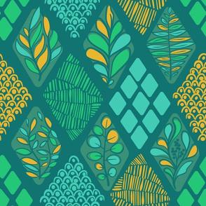 Spring Textures