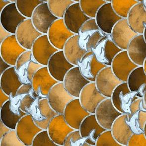 Wave Jumpers (Amber) / Tilted