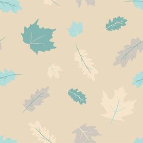 Harvest Festival - Secondary Leaves Pattern