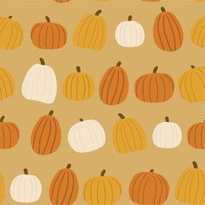 Harvest Festival - Secondary Pumpkin Pattern