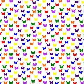 28Gifts Rainbow Butterflies