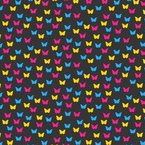 28Gifts Pan Pride Butterflies Dark