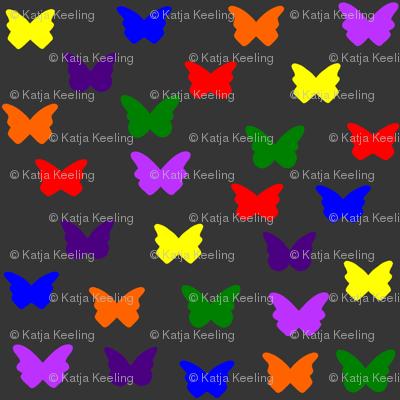 28Gifts Rainbow Butterflies Dark