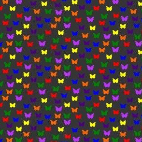 28Gifts Rainbow Butterflies Dark