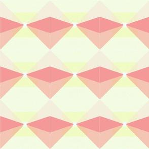 Geometric - pink