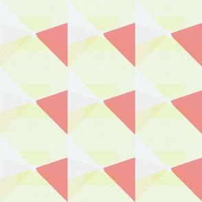 Geometric - tissue paper
