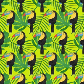 Toucan Jungle Party