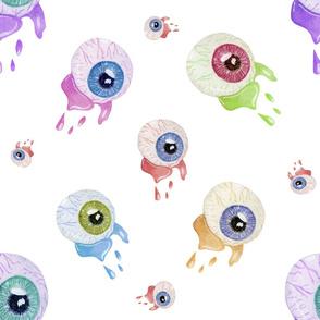 Bloody Eyes Halloween