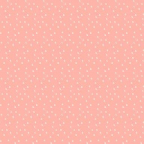 Women in Head Scarves Matching Pink Dots 1