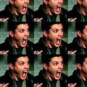 Scared Dean