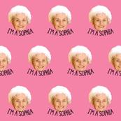 I'm a Sophia