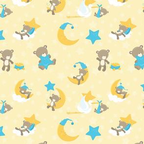 Baby Bears Yellow
