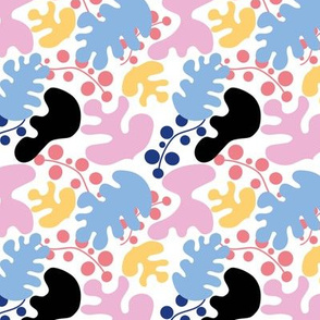 Henri colourful shapes