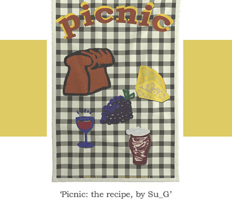 Picnic: the recipe, by Su_G