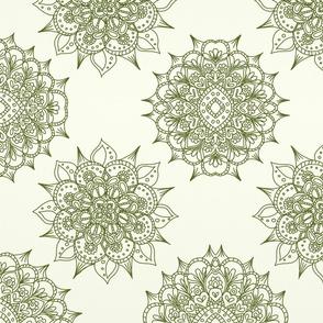 Olive Kaleidoscope