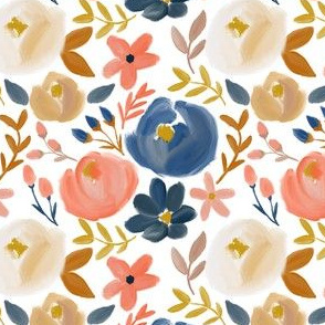 November's Florals - Fall Blooms