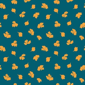 Columbine Leaves