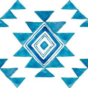 Turquoise Aztec (big)