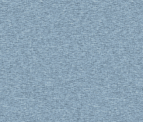 Steel Blue Linen Solid - Northwoods Adventure Collection  fabric by sugarpinedesign on Spoonflower - custom fabric