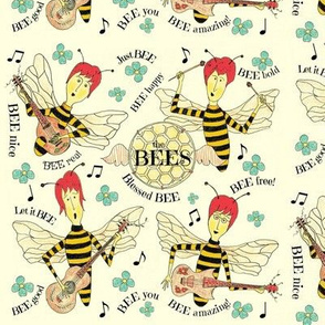 Red Headed BEES Band