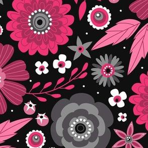 Floral Festival (Pink)