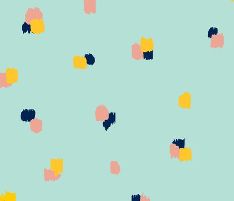 Colour Patch fabric by sazerelli_designs on Spoonflower - custom fabric