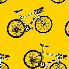 Tour de France bicycles
